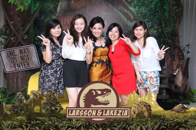 Larsson Lakezia Birthday Party by After 5 Photobooth - 008