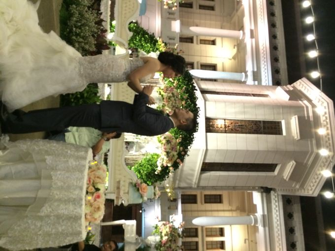THE WEDDING OF RICKY AND NIA by JS Wedding Planner Organizer and Entertainment - 028