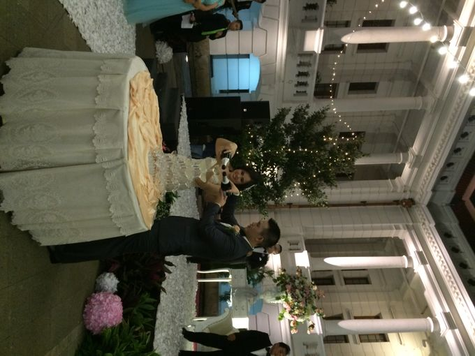THE WEDDING OF RICKY AND NIA by JS Wedding Planner Organizer and Entertainment - 030