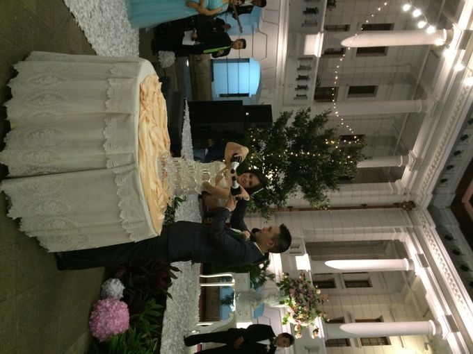 THE WEDDING OF RICKY AND NIA by JS Wedding Planner Organizer and Entertainment - 031