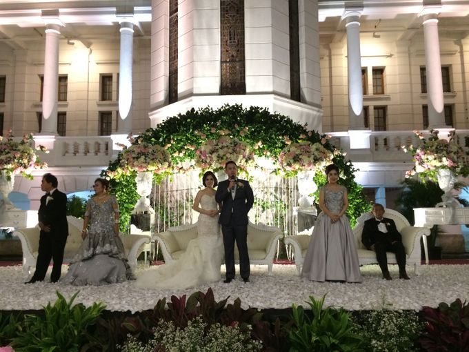 THE WEDDING OF RICKY AND NIA by JS Wedding Planner Organizer and Entertainment - 032
