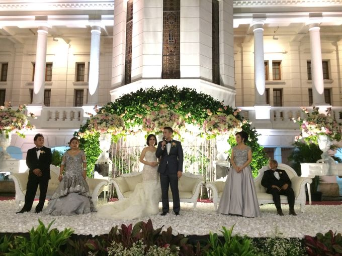 THE WEDDING OF RICKY AND NIA by JS Wedding Planner Organizer and Entertainment - 033