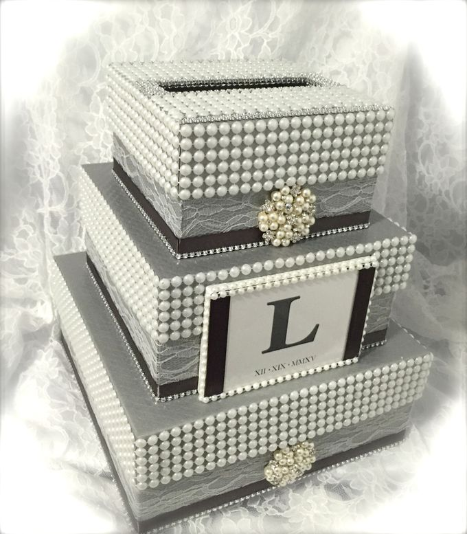 wedding card  boxes by iWedding World - 015