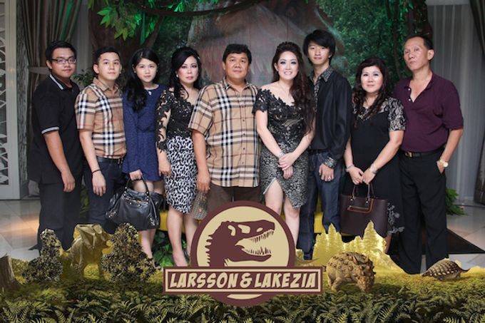 Larsson Lakezia Birthday Party by After 5 Photobooth - 009