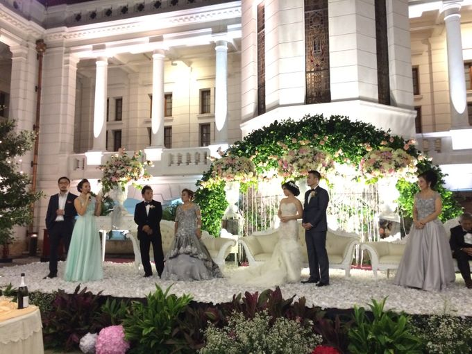 THE WEDDING OF RICKY AND NIA by JS Wedding Planner Organizer and Entertainment - 034