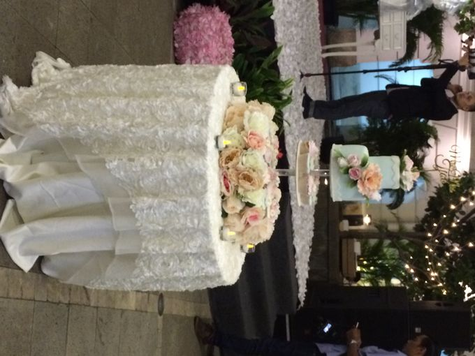 THE WEDDING OF RICKY AND NIA by JS Wedding Planner Organizer and Entertainment - 035