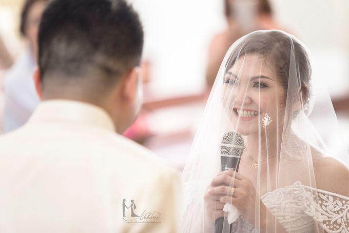 IC & Jasmine Alabang Wedding Highlights by Mike & Mai Photography - 017