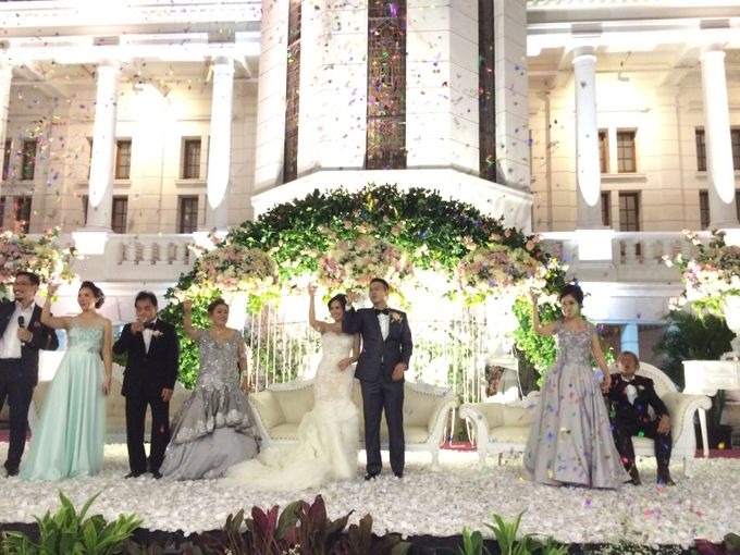 THE WEDDING OF RICKY AND NIA by JS Wedding Planner Organizer and Entertainment - 036