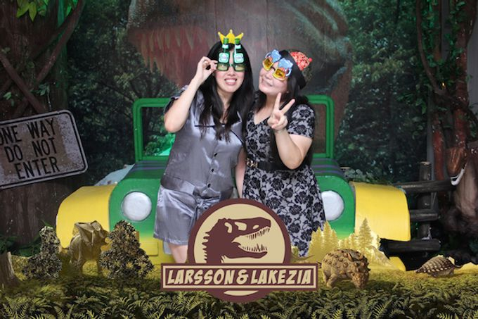 Larsson Lakezia Birthday Party by After 5 Photobooth - 010