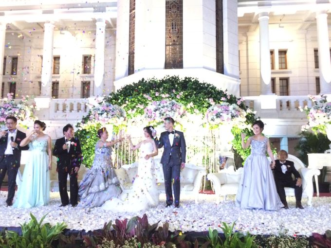 THE WEDDING OF RICKY AND NIA by JS Wedding Planner Organizer and Entertainment - 038
