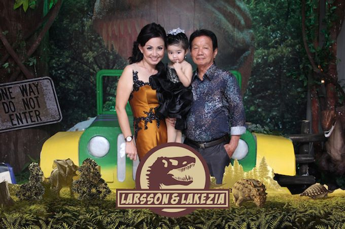 Larsson Lakezia Birthday Party by After 5 Photobooth - 011