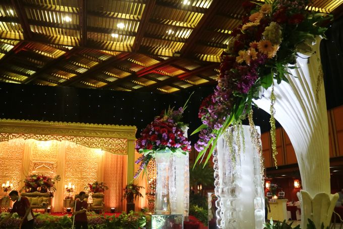 Secilia & Irwan Wedding by Alfabet Catering - 002