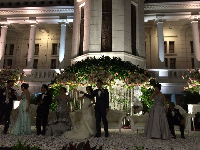 THE WEDDING OF RICKY AND NIA by JS Wedding Planner Organizer and Entertainment - 039