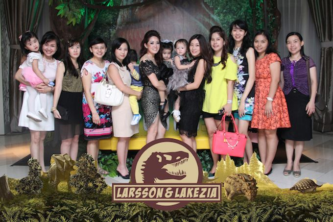 Larsson Lakezia Birthday Party by After 5 Photobooth - 012