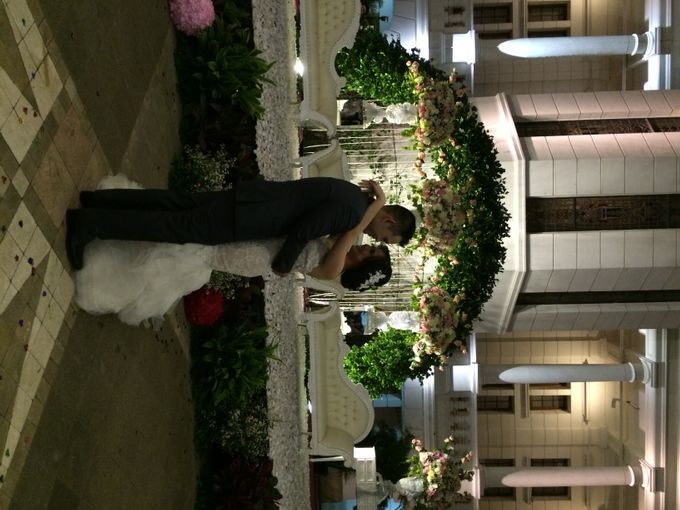 THE WEDDING OF RICKY AND NIA by JS Wedding Planner Organizer and Entertainment - 041