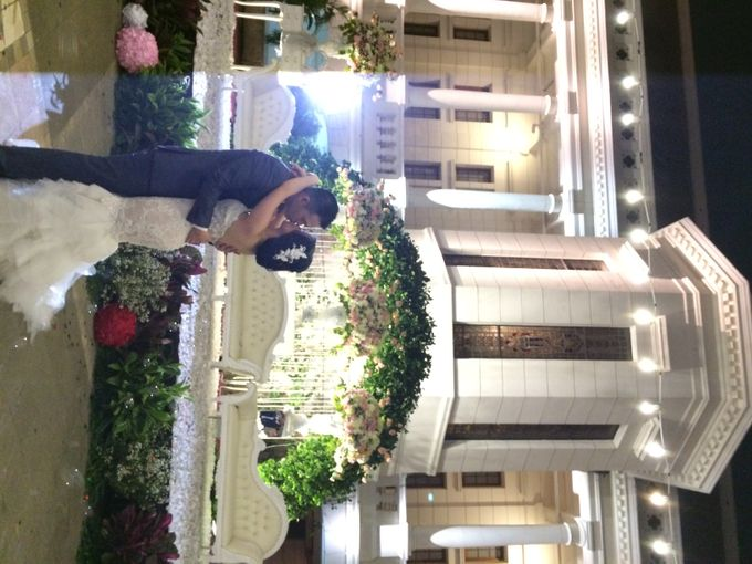 THE WEDDING OF RICKY AND NIA by JS Wedding Planner Organizer and Entertainment - 043