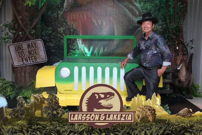 Larsson Lakezia Birthday Party by After 5 Photobooth - 013