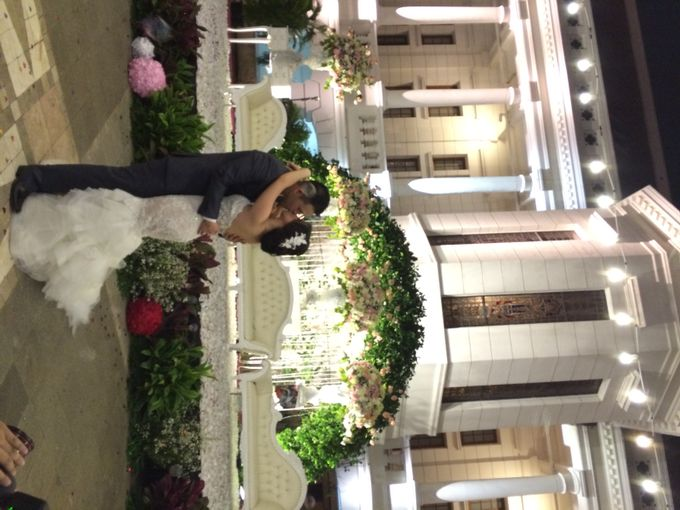 THE WEDDING OF RICKY AND NIA by JS Wedding Planner Organizer and Entertainment - 044