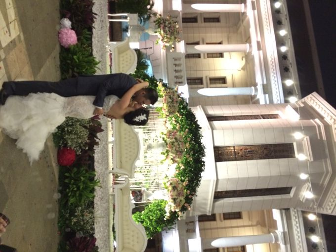 THE WEDDING OF RICKY AND NIA by JS Wedding Planner Organizer and Entertainment - 045