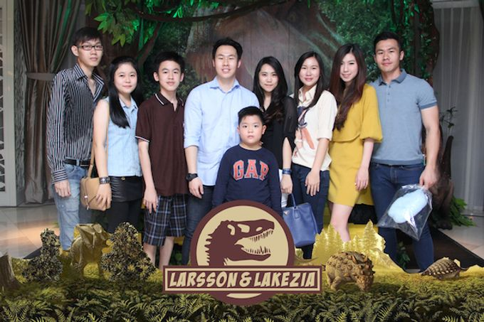 Larsson Lakezia Birthday Party by After 5 Photobooth - 014
