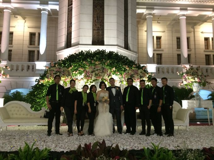 THE WEDDING OF RICKY AND NIA by JS Wedding Planner Organizer and Entertainment - 049