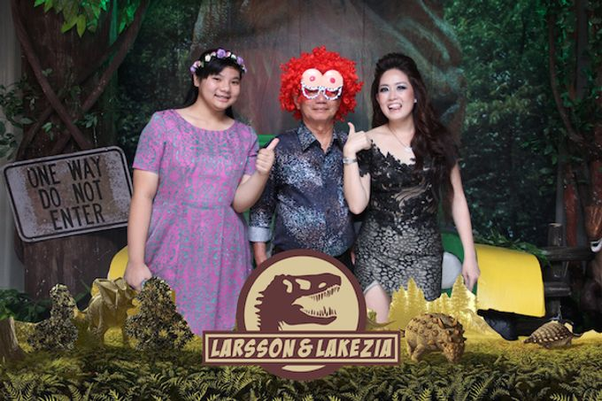 Larsson Lakezia Birthday Party by After 5 Photobooth - 015
