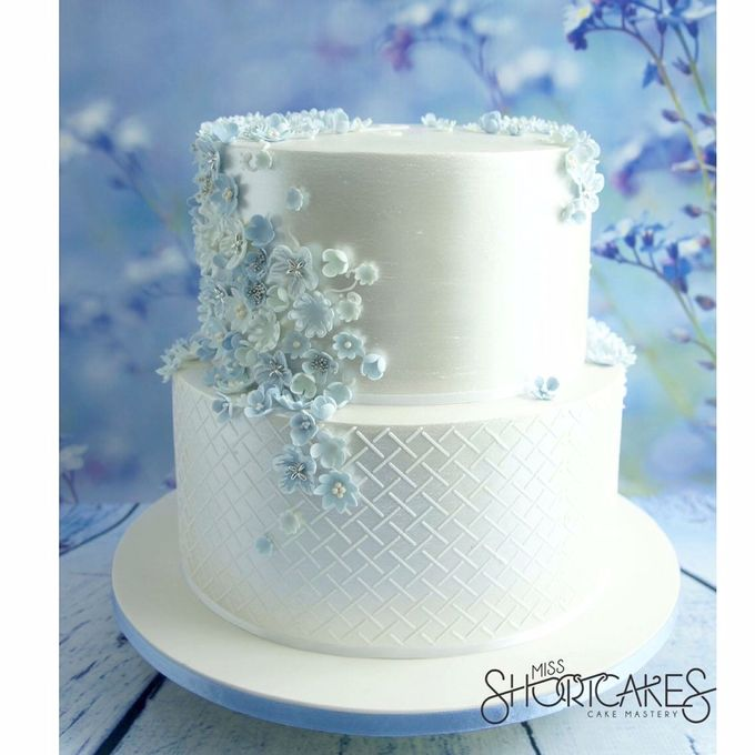 Wedding cakes by Miss Shortcakes - 006