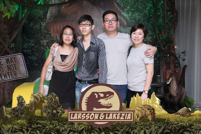 Larsson Lakezia Birthday Party by After 5 Photobooth - 016