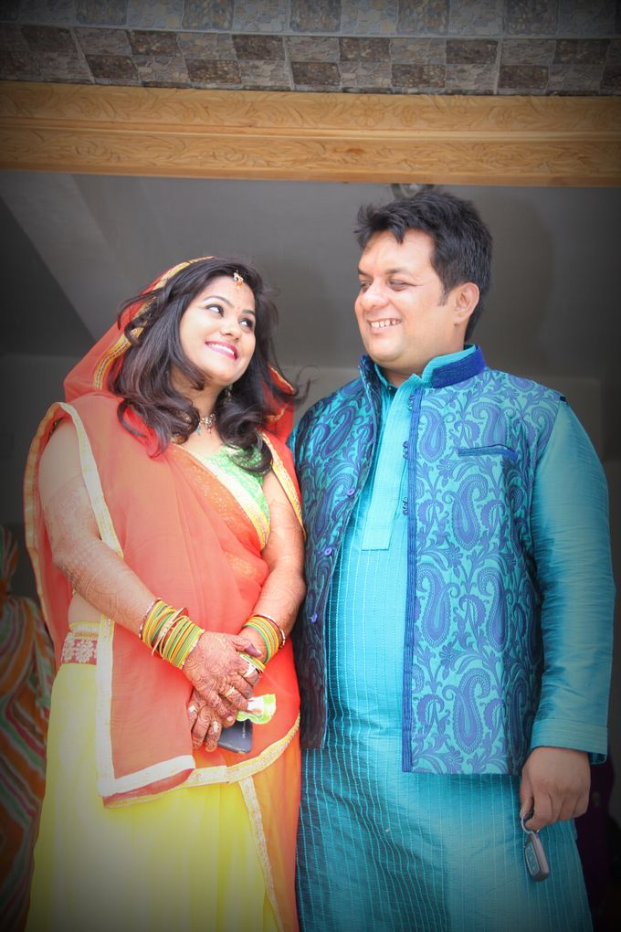 A lovely tale of differently matched couple by Yesha Weddings Destination Wedding Planner - 002