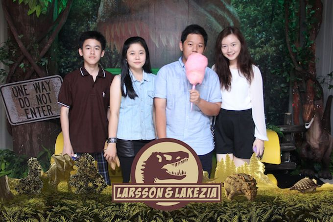 Larsson Lakezia Birthday Party by After 5 Photobooth - 017