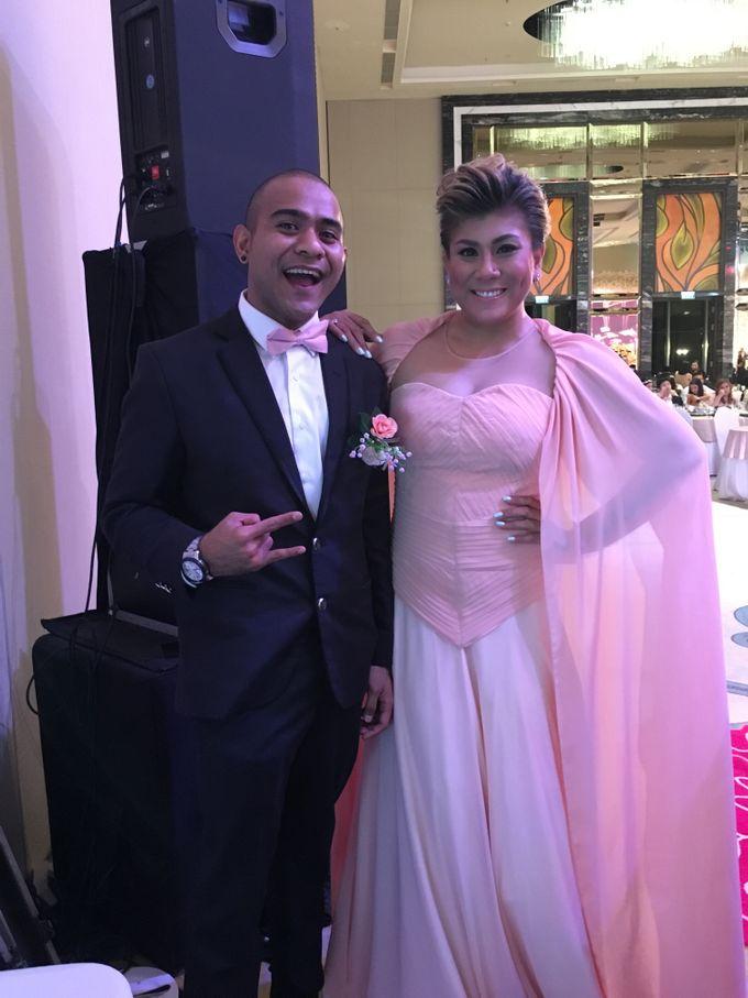 Andreas & Elizabeth Wedding at Intercontinental Hotel Bandung by Gio Music Entertainment - 001