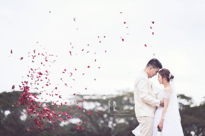 IC & Jasmine Alabang Wedding Highlights by Mike & Mai Photography - 022