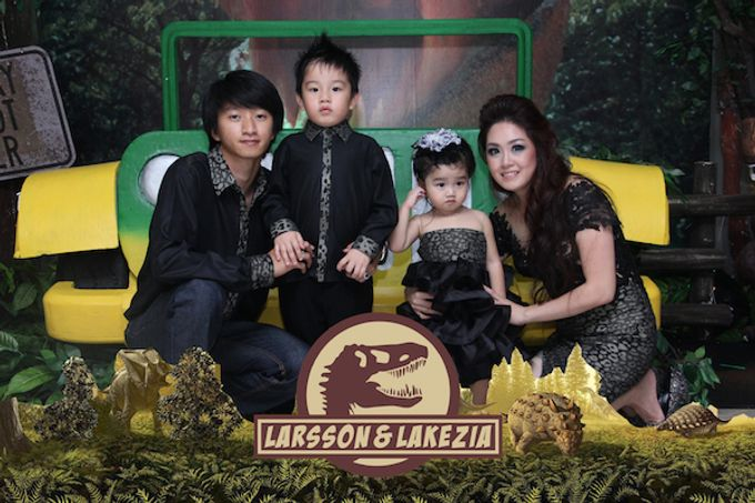 Larsson Lakezia Birthday Party by After 5 Photobooth - 018