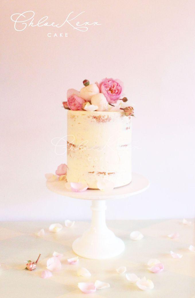 Buttercream Lush by Chloe Kerr Cake - 009