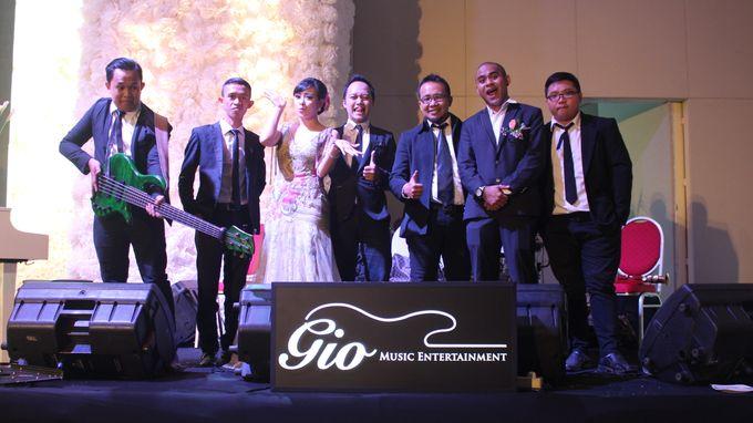 Andreas & Elizabeth Wedding at Intercontinental Hotel Bandung by Gio Music Entertainment - 002