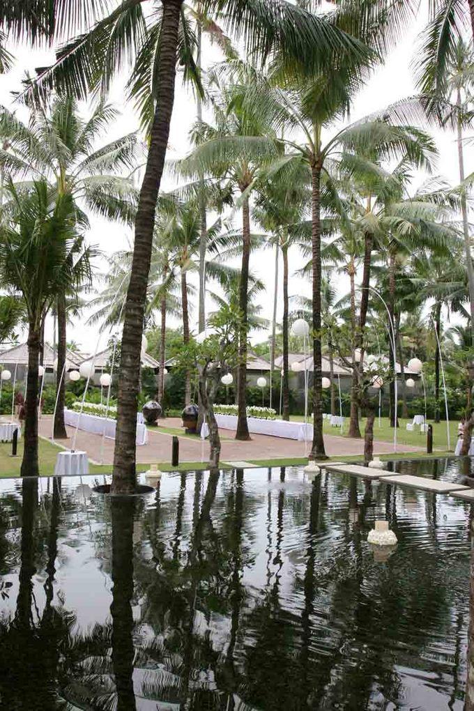 kayumanis jimbaran-wedding ceremony-garden by Kayumanis Private Villa and Spa - 003