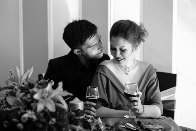 Noir et Marsala by Capturing Smiles Photography - 011