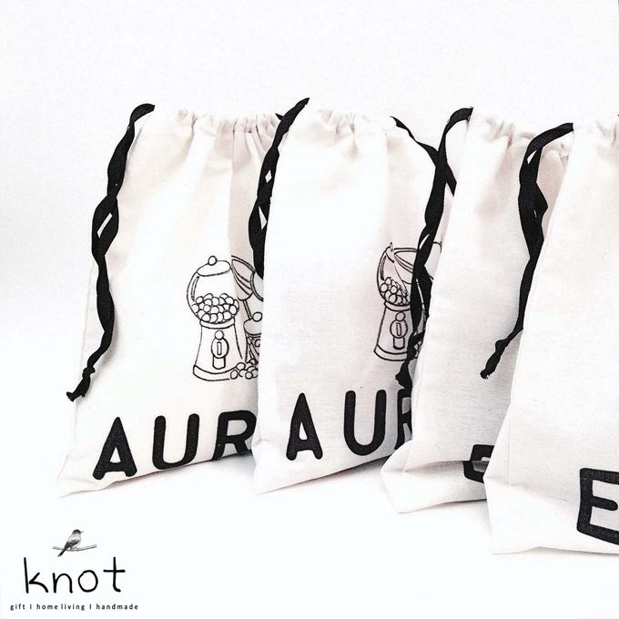 Customize Pouch with Theme by KNOT - 004