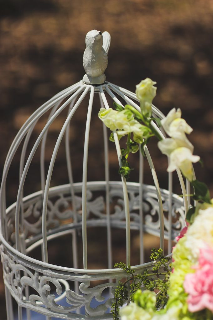 Summer Romance - Shabby Chic Outdoor Event Styling by Eye Candy Manila Event Styling Co. - 007