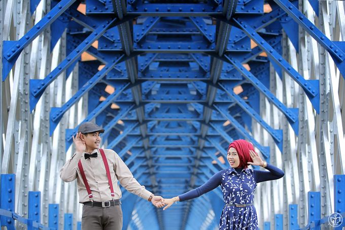 Desy & Bowo Prewedding by MSB Photography - 021