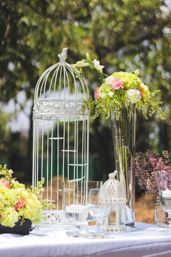 Summer Romance - Shabby Chic Outdoor Event Styling by Eye Candy Manila Event Styling Co. - 006