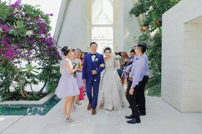 Ade & Julia Wedding by Gazelle Brides - 006