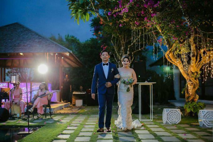 Ade & Julia Wedding by Gazelle Brides - 007