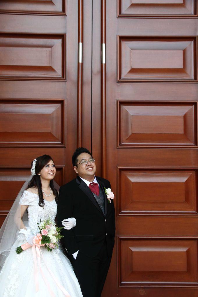 ALBERT & SINTHIA - WEDDING DAY by Spotlite Photography - 017