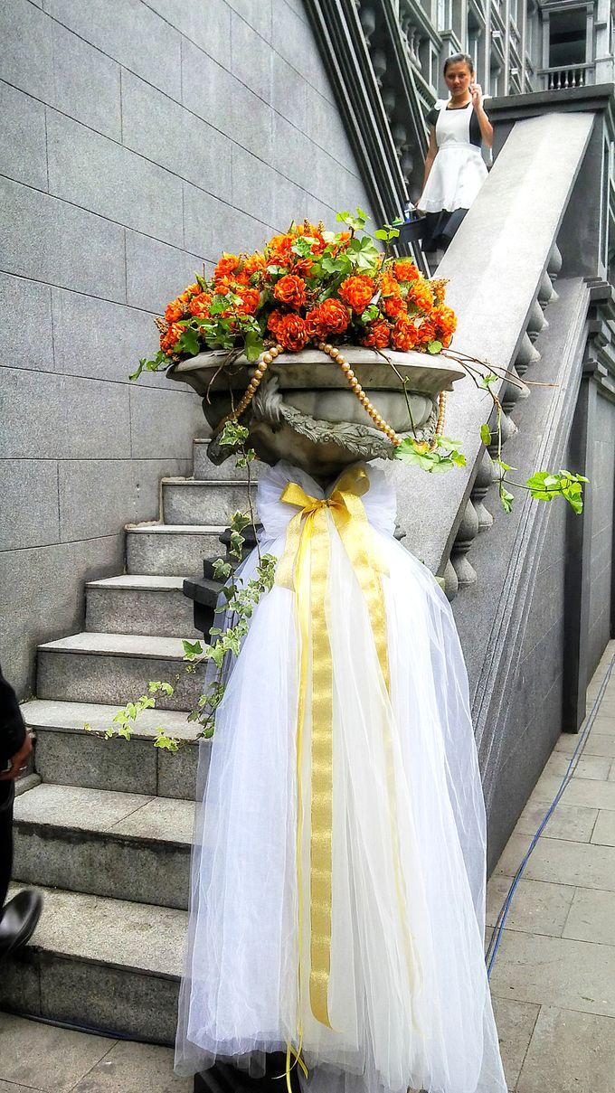 Breathtaking Wedding by GH Universal Hotel - 009