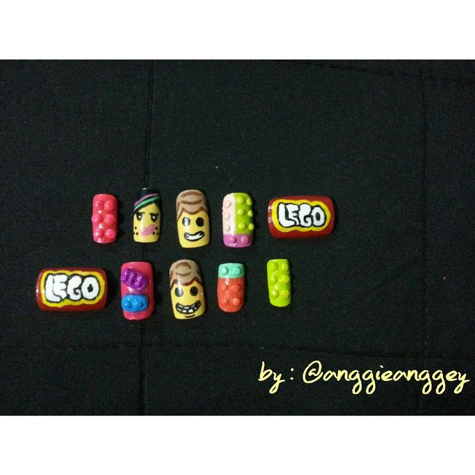 Anggie Nailart by Anggie Nail Art - 001