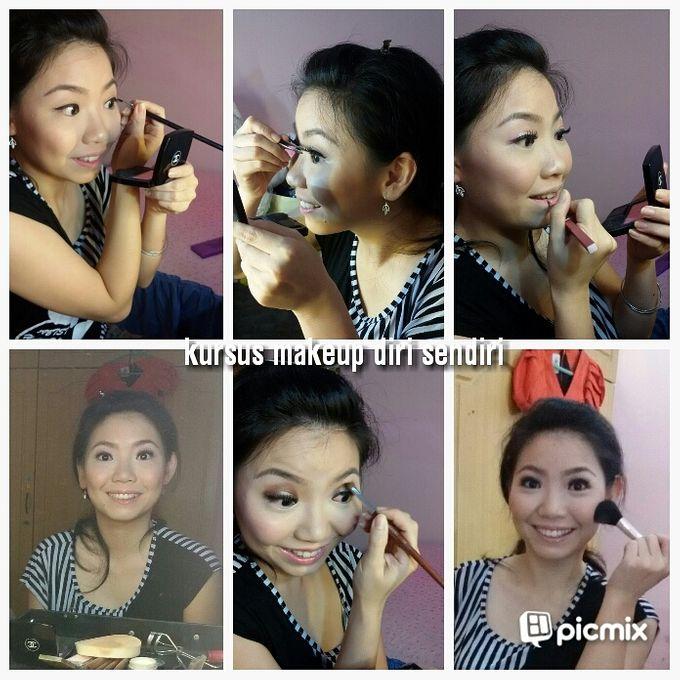 Kursus makeup by Xin-Ai Bride - 004