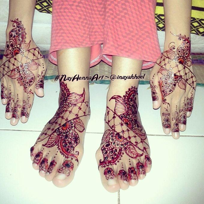 Nay Henna Art by Nay Henna Art - 043