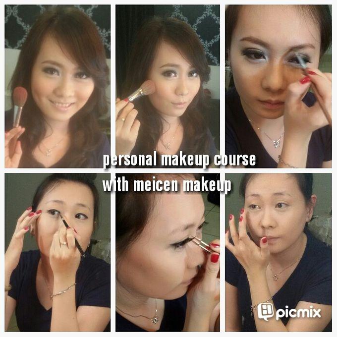 Kursus makeup by Xin-Ai Bride - 003