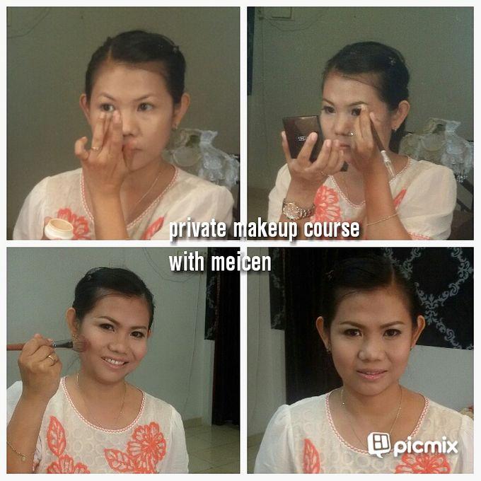 Kursus makeup by Xin-Ai Bride - 006